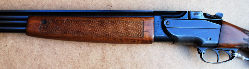 BRNO 12G OVER AND UNDER MODEL ZH101 SHOTGUN - Emma Custom Rifles