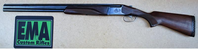 BAIKAL 27E-1C 12 GAUGE SHOTGUN