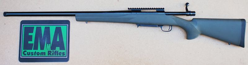 HOWA 308 1500 BLUED VARMINT