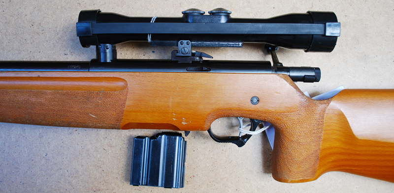 SSG 82 5.45x39 Bolt Action - E...