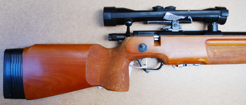 SSG 82 5.45×39 Bolt Action